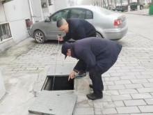 濮阳市自来水公司开展入社区志愿服务活动