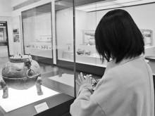 郑州多家博物馆迎来恢复开放后首批观众
