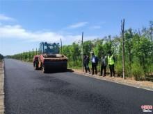 河南宝丰:交通项目建设全面加速