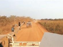 我第6批赴南苏丹维和步兵营完成新年度首次短巡护卫任务