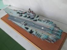 """俄罗斯拟打造""""航程无限制""""航母,未来航母设计方案曝光"""
