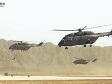 """从平视战场到俯瞰战场,空中突击部队为陆上劲旅插上""""鹰的翅膀"""""""