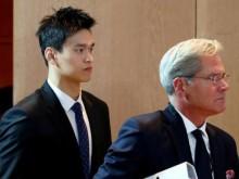 孙杨对8年禁赛提起上诉