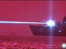 """美军自述:试射了一种""""重新定义海上战争""""的神秘武器!"""