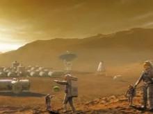 火星探测任务临近!网友脑洞大开:种地,建房,采矿……都安排上!