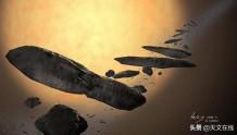 """新理论解释了星际物体""""奥陌陌""""怪异形状的由来"""