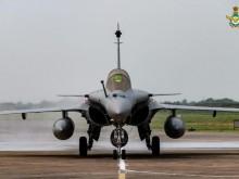 阵风战机到货印防长一顿猛夸:将彻底改变印度空军的能力