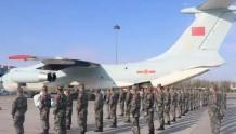 """陆军参加""""国际军事比赛-2020""""部队抵达莫斯科"""