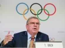 国际奥委会主席巴赫:我期待冬季前去北京,越快越好