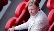 前主帅现身看台,科曼现场观战荷兰队欧洲杯比赛