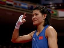 爱文学,读书是最大爱好,她刚刚创造中国女子拳击沉量级纪录