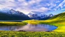 川西最美的天堂秘境,集齐了中国所有的美景,不去后悔一辈子阿!