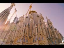 瞰世界 欧洲记忆——西班牙巴塞罗那