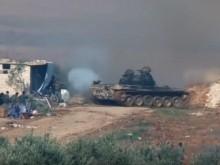 叙利亚政府军在伊德利卜发起攻势,夺回35处定居点