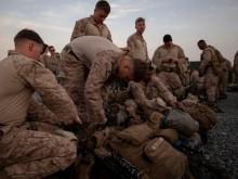 美驻巴格达大使馆遭冲击后,美军火速增兵四千应对抗议者