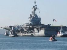 """法国""""戴高乐""""号航母疑似中招,多名舰员出现感染新冠病毒症状"""