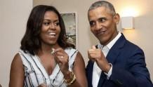 """奥巴马夫妇""""逐梦好莱坞"""",旗下影视作品获7项艾美奖提名"""