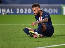 法媒:内马尔等三名巴黎圣日耳曼球队球员感染新冠病毒