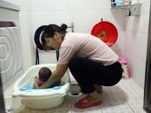 秋天给宝宝洗澡有这几种情况千万要注意!