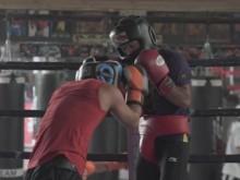 中国拳王兼职送外卖,99%拳手都在兼职,底层拳击的生活太心酸