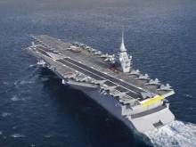 吹牛还是实干?法国新核航母方案公布,机动性还不如辽宁舰