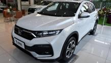 本田XR-V:配1.5L+CVT,不到13万,颜值与实力并存