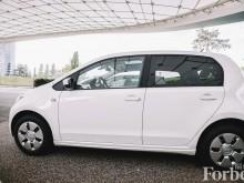 小型大众E-Up震惊了特斯拉,成为德国电动汽车市场的冠军