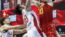 开门红!中国男篮亚洲杯预选赛力克日本队